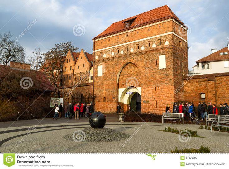 La Vieille Ville De Torun, Pologne Image éditorial - Image du européen, birthplace: 67629890
