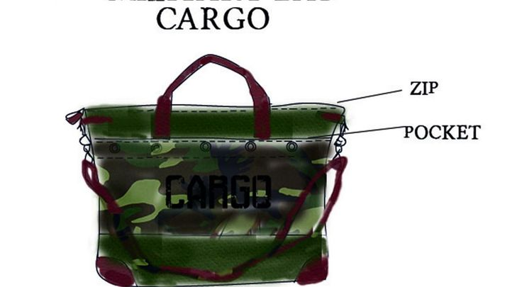 exeptionel military bag for exeptionel man
