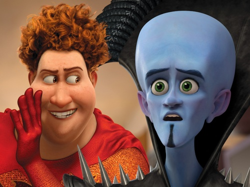Will Ferrell, Brad Pitt and Tina Fey voice this animation about a villain who finally conquers his nemesis but finds his life pointless without a hero to fight. Watch MEGAMIND today at 11.15 AM IST - HBO