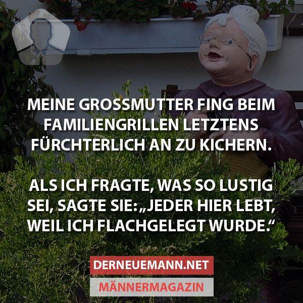 Großmutter #derneuemann #humor #lustig #spaß