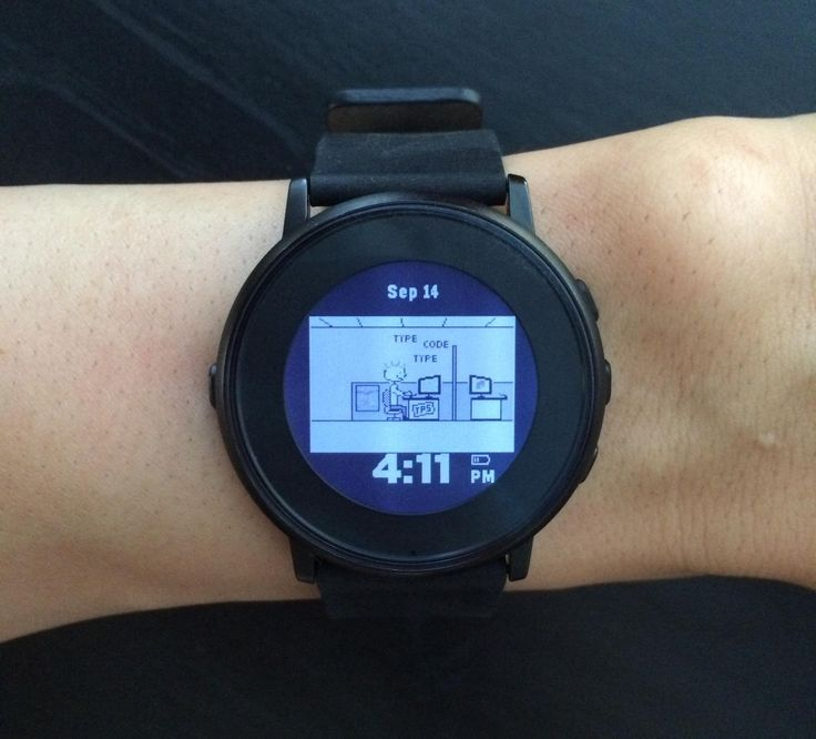 Like a Tamagotchi for Pebble Time Round, Pebill is a virtual buddy for your smartwatch. He goes to work, celebrates holidays, and lives a virtual life inside of your Pebble — and all you have to do is feed him every few days. You can also view the date and time from your watchface while Pebill is slamming his keyboard at work.