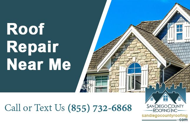 Roof Repairs Roof Repair Company San Diego Ca Roof Repair Roof Installation Roofing Services