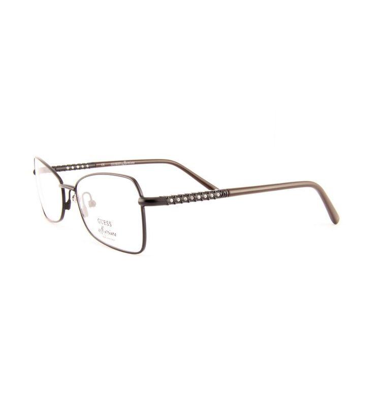 #women #eyeglasses #fashion #guess #frames #accessories #luxuryoptic #brille   http://www.luxuryoptic.eu/en/home/770-eyeglasses-guess-gm131-blk.html