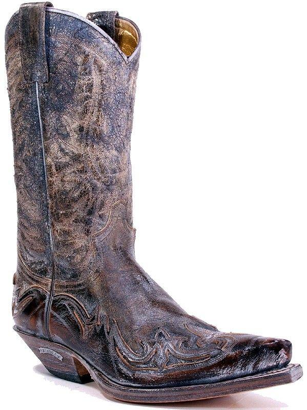 Sendra 3241 Western Stiefel Saguaro