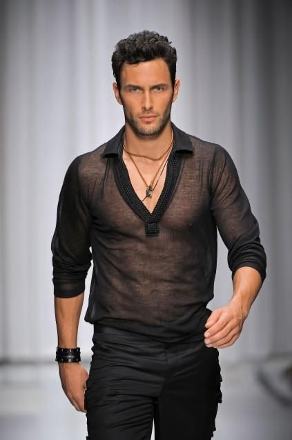 Designer Men's Nightclub Shirts [Slideshow]