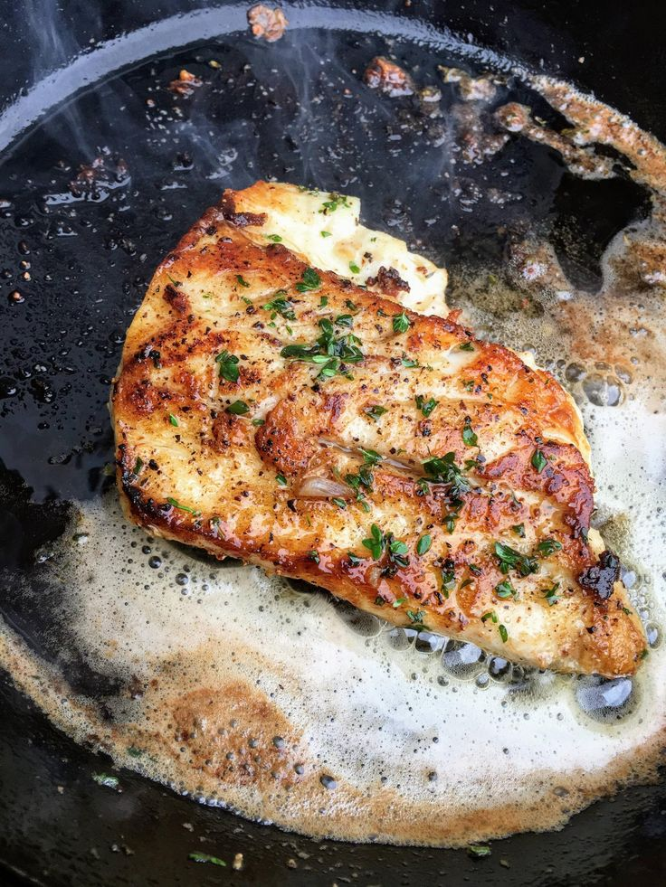 [homemade] Pan-seared rockfish fillet with browned butter ...