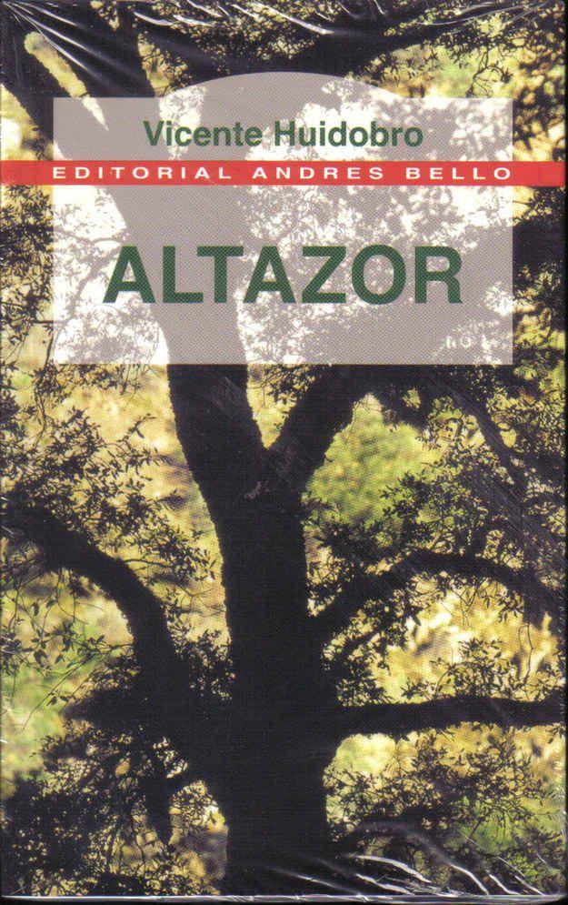 Altazor, de Vicente Huidobro, arruinará la letra de tus canciones favoritas.