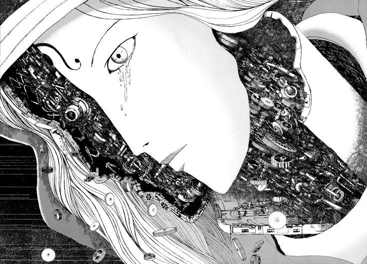 Marieの奏でる音楽 (The Music of Marie) | Usamaru Furuya