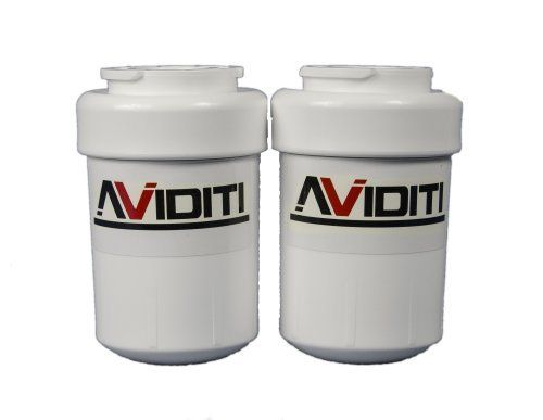 Aviditi 1001-2AVI Refrigerator Water Filter, 2-Pack by Aviditi. $29.00. Provides optimal performance. Produces cleaner, better tasting drinking and cooking water. Keeps a healthy level of fluoride. 100-Percent Compatible with water filter models: GWF, GWF01, GWF06, GWFA, MWF. Reduces chlorine taste and smell as well as sediment. From the Manufacturer                Aviditi's goal is to make quality products at affordable prices, while always keeping the custom...