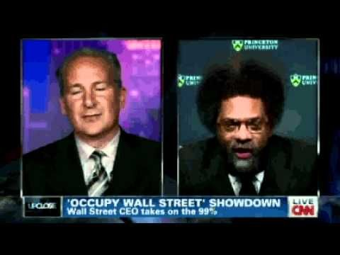 Peter Schiff vs. Cornell West - SH1NY.avi