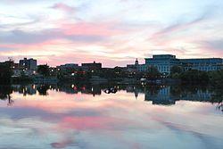 Peterborough, Ontario, Where I earned my education. 2004-2008