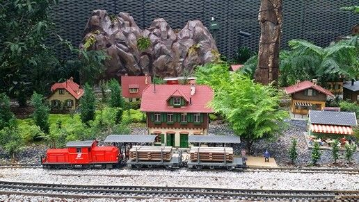 Train miniature