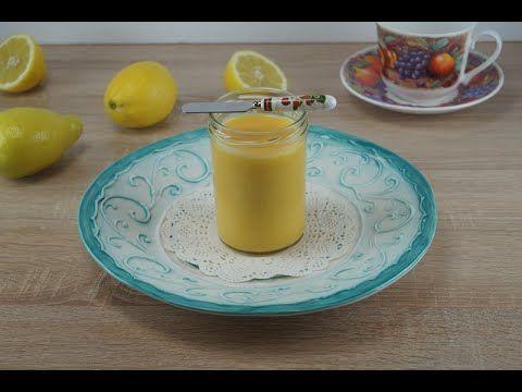 Limon Kremasi (Lemon Curd) - YouTube