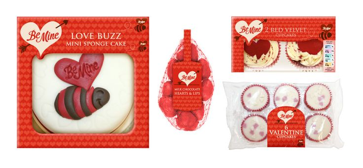 Tesco Valentine's | By P&W Design Consultants
