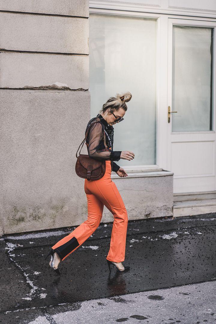 Streetstyle Vienna Fashiongoals Styleinspo Trend Streetstyled