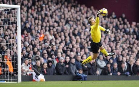 Edwin van der Sar, Netherlands (Ajax, Juventus, Fulham, Manchester United, Netherlands)
