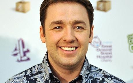 Jason Manford - The voice behind Private Jammy