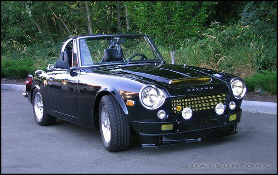 1969 Datsun Fairlady 2000 Roadster