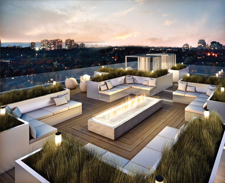 AMAZING roof top chill out area - need this in my life!!!!