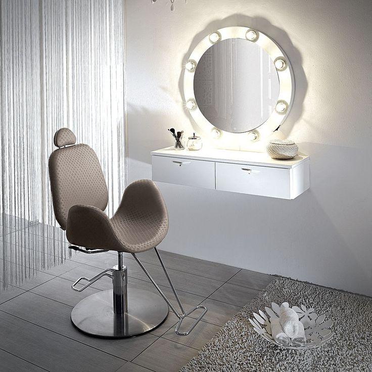 Las 25 mejores ideas sobre espejo de maquillaje en - Tocador pequeno ...