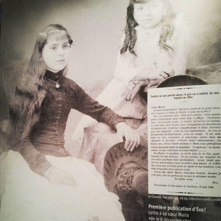 Lutter c'est vivre. Exposition hommage à Éva Circé-Côté #bibliothecaire #femmes #women #archives #library #librarian #montreal #quebec #evacircecote #journalism @seminabi