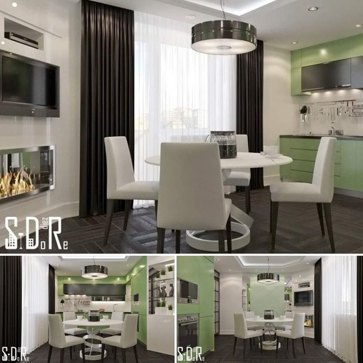 Дизайн кухни оливкового цвета от студии дизайна интерьера SiDodiezRe. http://sidodiezre.by/ +375 29 382 69 50; +375 29 270 47 13
