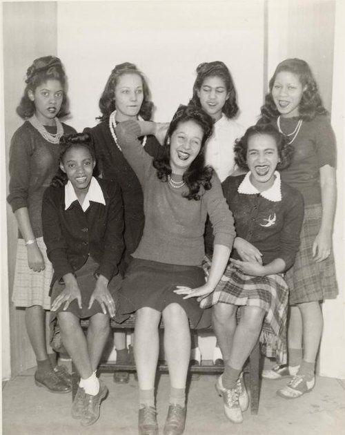 CultureSOUL: *Black Socials* - The Great Migration era  African American women c. 1930s-40s
