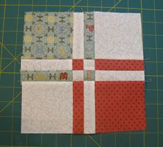 Disappearing four patch tutorial