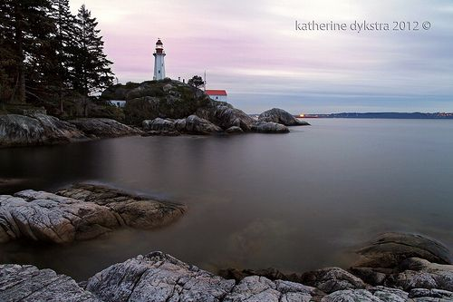 One of my favourite places.. Lighthouse Park