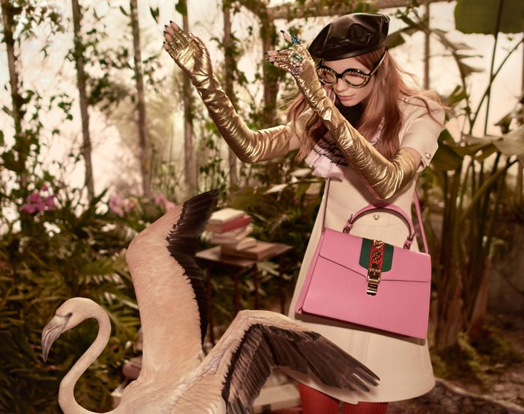 2016 Week 13 #FacticeLoves Gucci Pre-Fall 2016 Campaign photographed by Glen Luchford