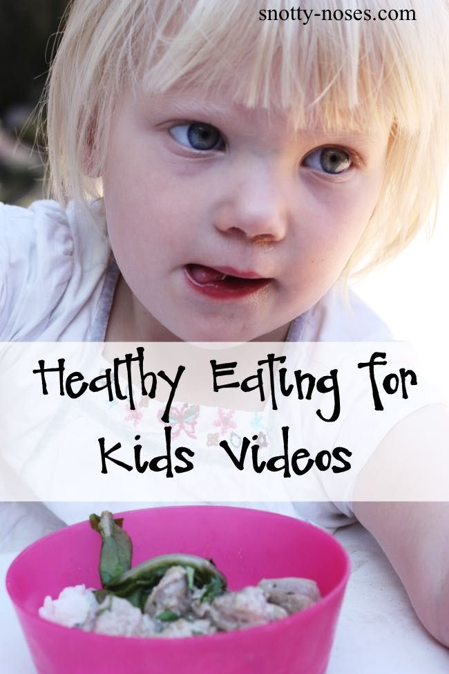 Healthy Eating for Kids Video by Dr Orlena Kerek, pediatirician. Help your kids develop healthy eating habits from an  early age.