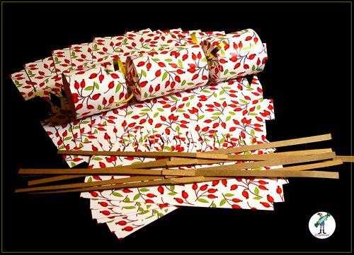 DIY - Make your own Christmas crackers kit -