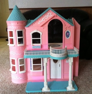 Barbie Dream House With Elevator 1995