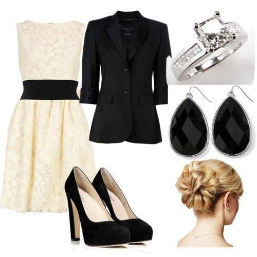 Rehearsal Dinner Outfit Inspiration - Wedding Planning Ideas By WeddingFanatic