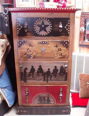 Texas True: Western Furniture  Decor, Texas Gifts, Cowboy  Rodeo Gifts
