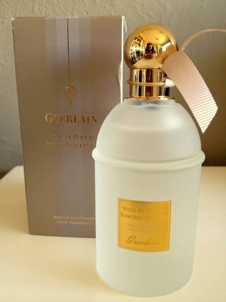 Guerlain home spray Voile de Poudre
