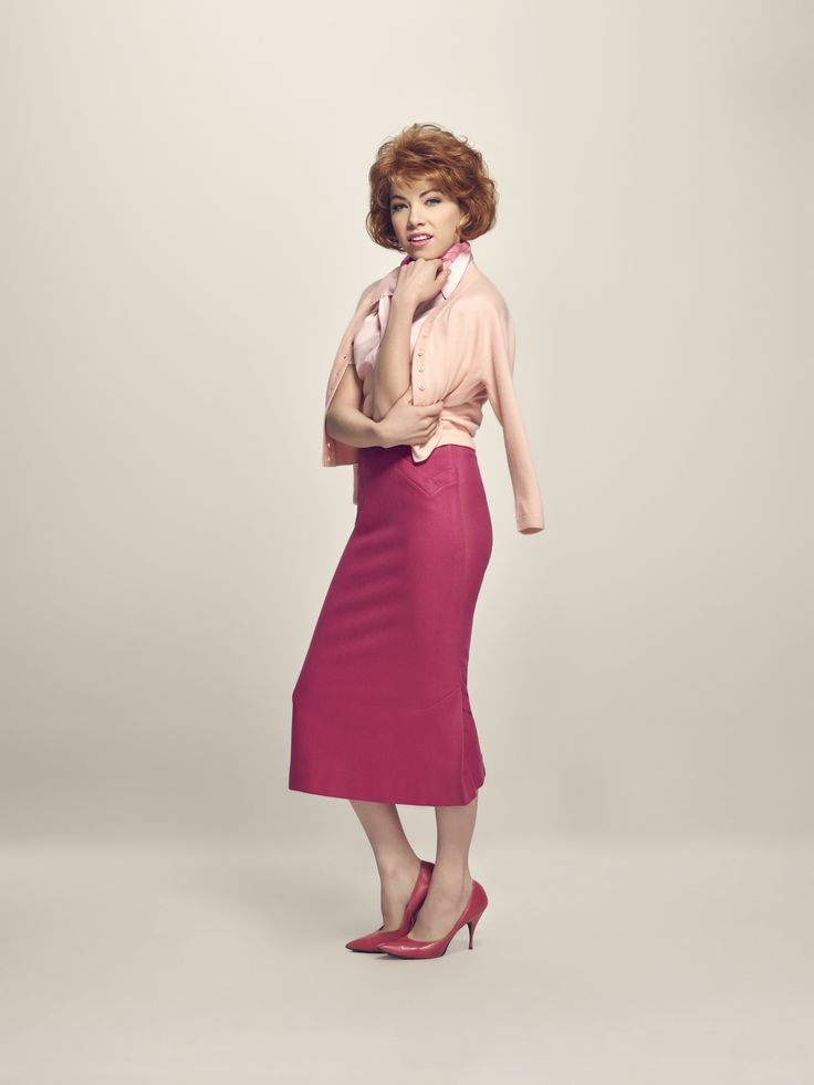Carly Rae Jepsen as Frenchy #GreaseLive