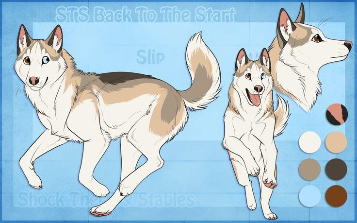 STS Dog - Slip by ShockTherapyStables.deviantart.com on @deviantART
