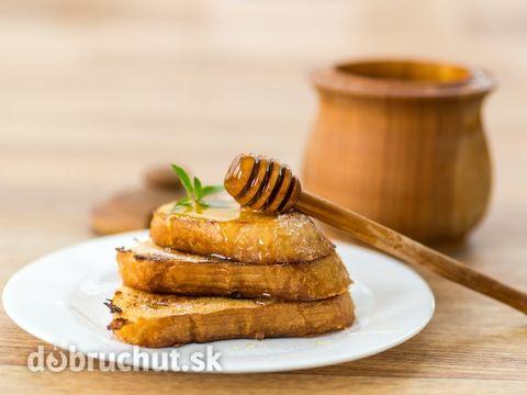 Medovo-škoricové maslo
