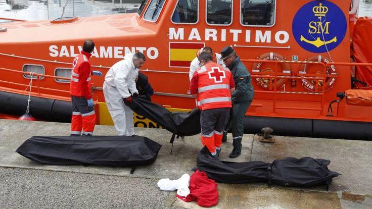 Spaanse kustwacht: waarschijnlijk 50 migranten verdronken | NOS
