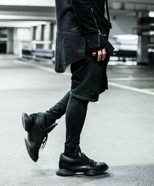 karactor clothing - adidas x rick owens shoes