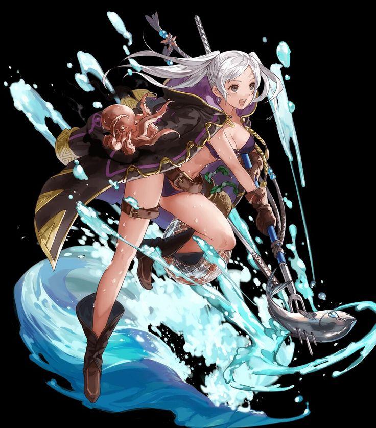 Summer Robin - Fire Emblem Heroes