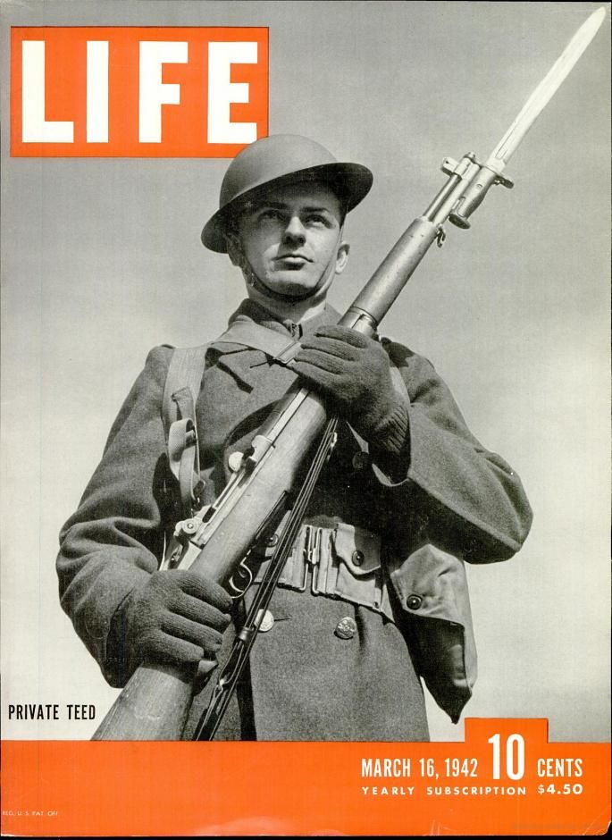 LIFE 16 mar 1942 | LIFE Covers | Pinterest | 雑誌 表紙、雑誌、表紙