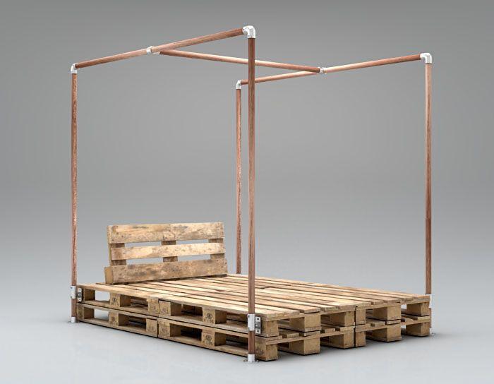 best 25 himmelbett selber machen ideas on pinterest bettgestelle nat rliche inneneinrichtung. Black Bedroom Furniture Sets. Home Design Ideas