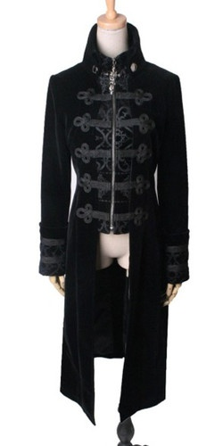 New Arrival Gothic Punk Palace Fake Two Pieces Gorgeous Court Dress Coat Blazer | eBay