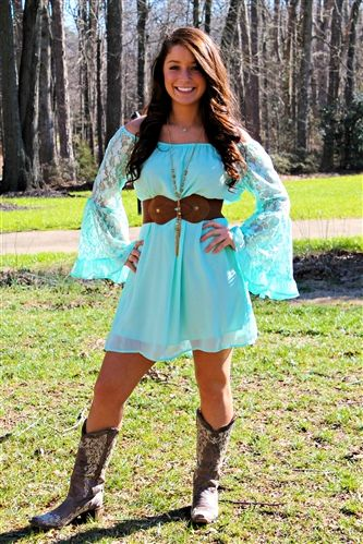Love Me Like You Do Dress $42.99 #southernfriedchics