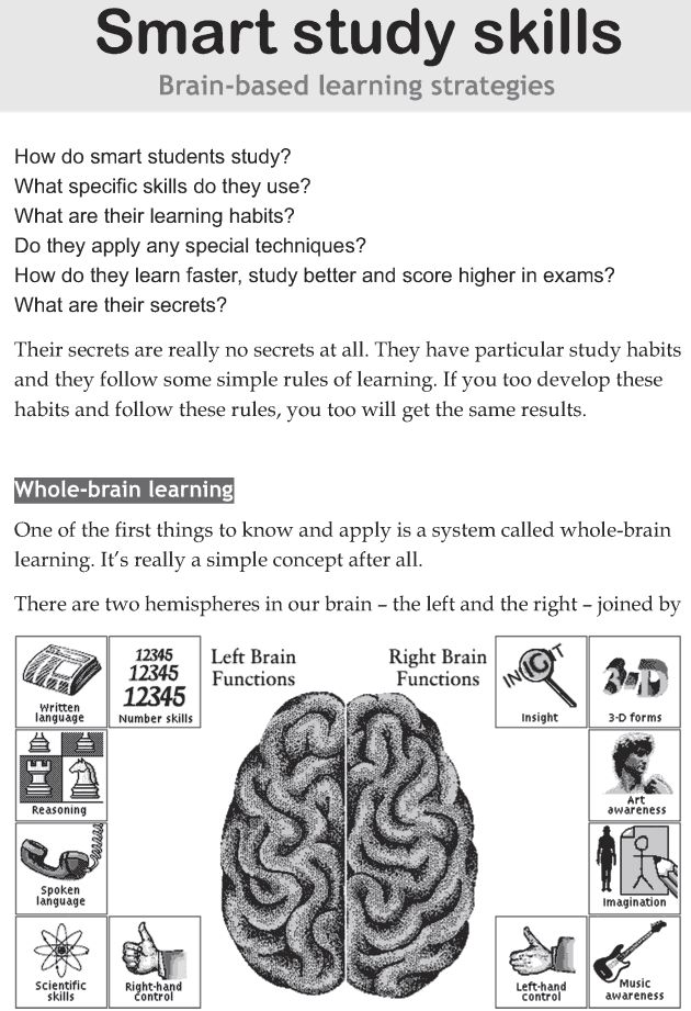 Worksheets Free Study Skills Worksheets 84 best images about living skills study on pinterest personality development course grade 8 lesson 14 smart 1