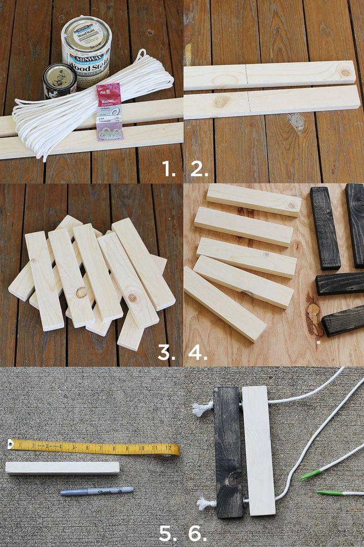 DIY Wooden Trivet Set   Crafty Goodness   Pinterest ...