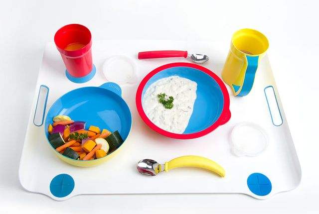 Designer Creates Tableware to Help People With Dementia .  Yao designed Eatwell, a seven-piece tableware set with 20 unique features specifically designed to meet the needs of those with physical, motor, and cognitive impairments.