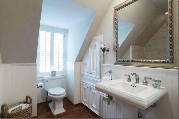 17 Best Images About Dormer Bathroom On Pinterest House